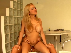 ShemalesFuckGirls Movie: Patricia C and Sabrina E