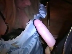 Drilling a Crossdresser Aggravation