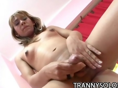 Carolina: Gorgeous Tranny Pleasuring Will not hear of Penis