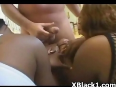 Spicy Ebony Explicitly Fucked