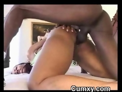 Ghetto Whore Ass Hole Pounded